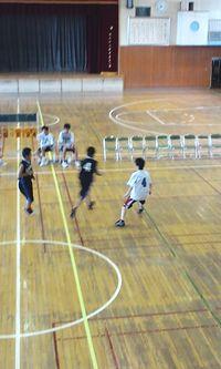 バスケ試合2