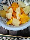 流しフルーツ