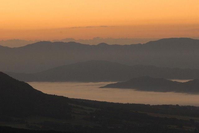 蒜山三座の雲海1