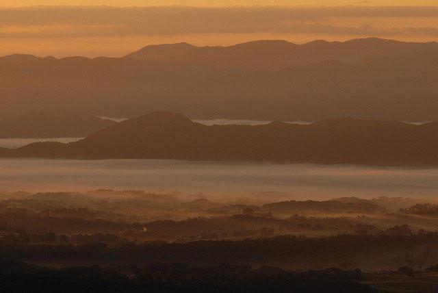 蒜山三座の雲海3