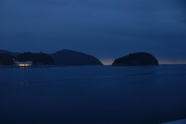 長島にて1