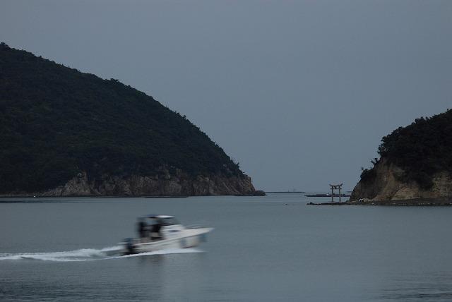 長島にて3