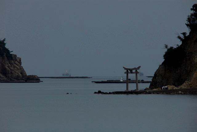 長島にて4