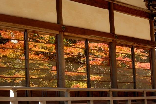 龍泉寺の紅葉18