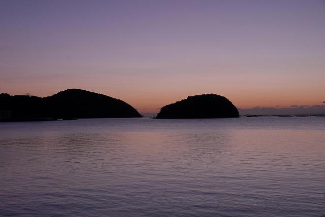 長島の日の出1