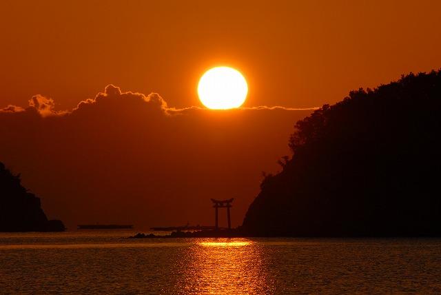 長島の日の出3