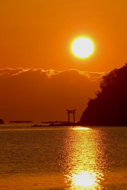 長島の日の出4