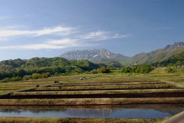 御机から見る大山8