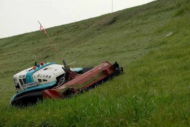 草刈りロボット2
