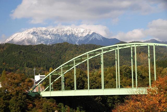大山と橋2