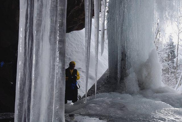 冬の岩井滝16