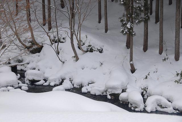 上斎原の雪景色14