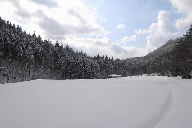 上斎原の雪景色15