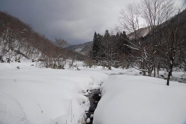 上斎原の雪景色17