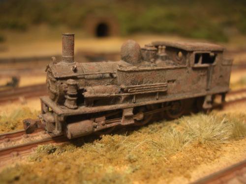 Nゲージ 蒸気機関車 B6 1