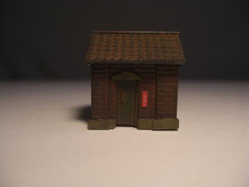 Nゲージレイアウト オイル倉庫2