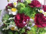 丸い花束72