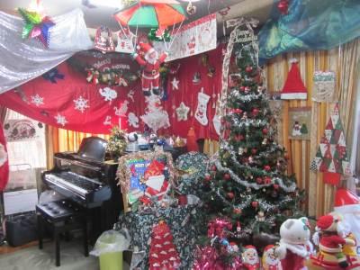 クリスマスハウス