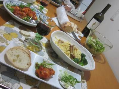 risaizu夕食85