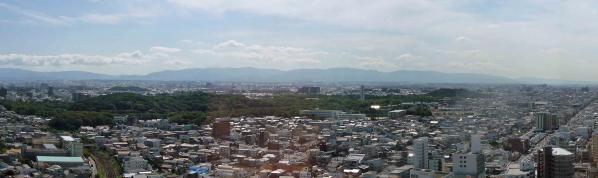 20121005 堺 仁徳天皇稜 panorama 01-0