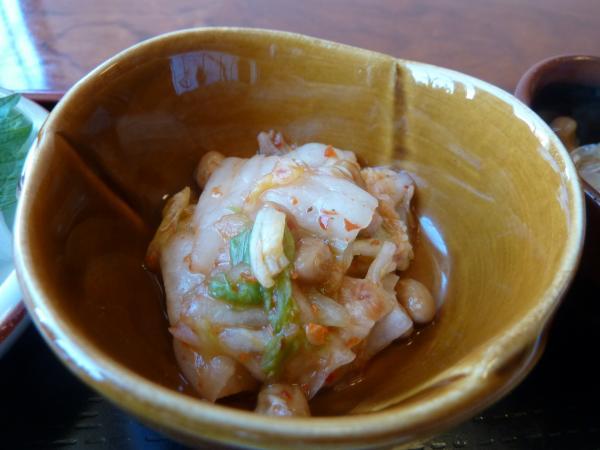 納豆キムチ7
