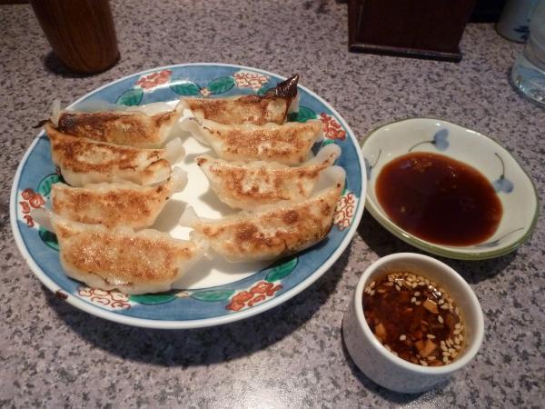焼き餃子6