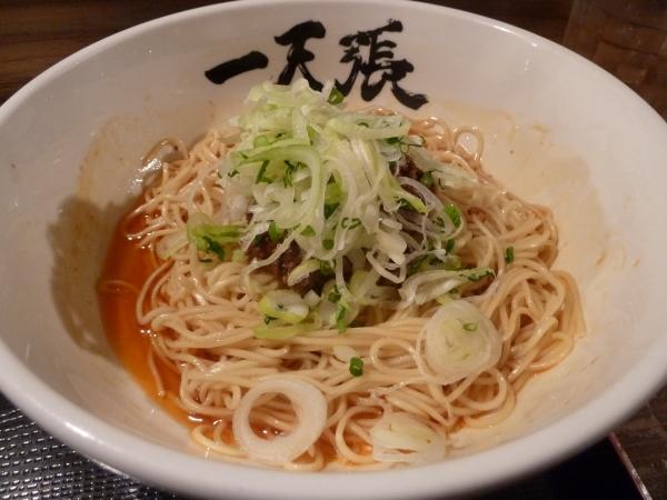 汁なし麺5