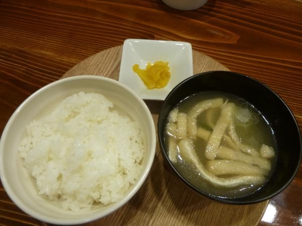 ご飯味噌汁5