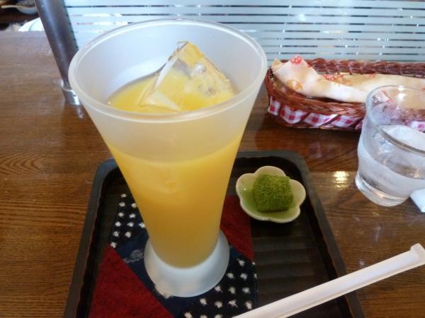 オレンジジュース12