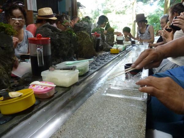 流し素麺4