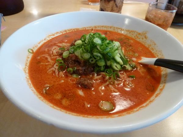 冷し担々麺4
