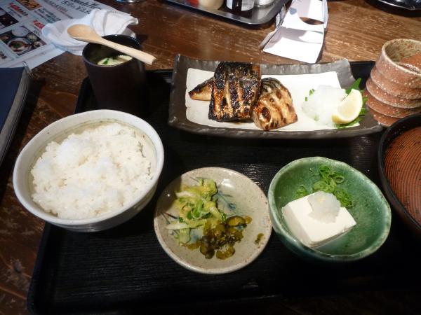 焼魚定食7