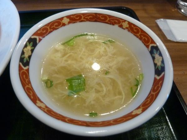 卵スープ8