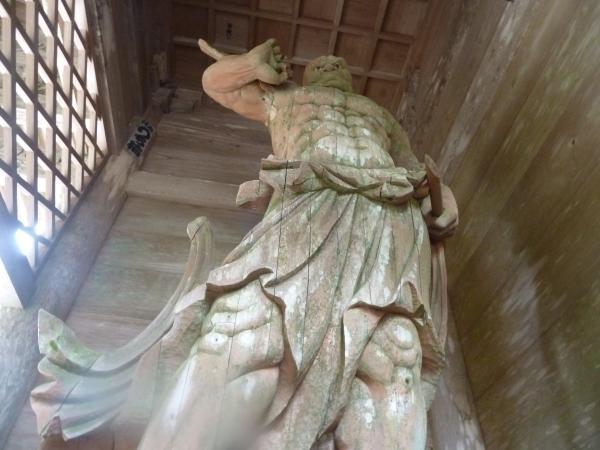 金剛力士像吽形(うんぎょう)5