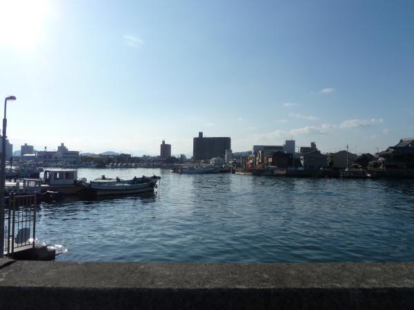 港山と三津港