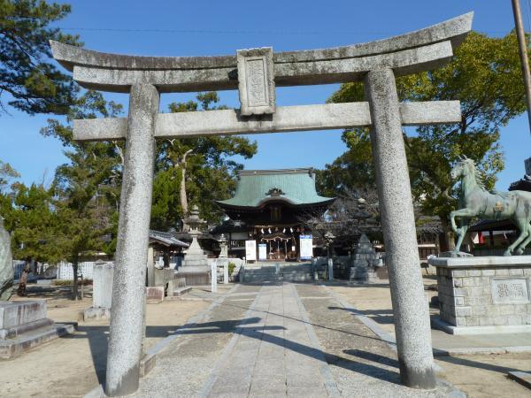 三津厳島神社1