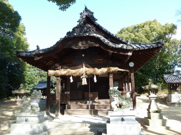 飯岡神社2