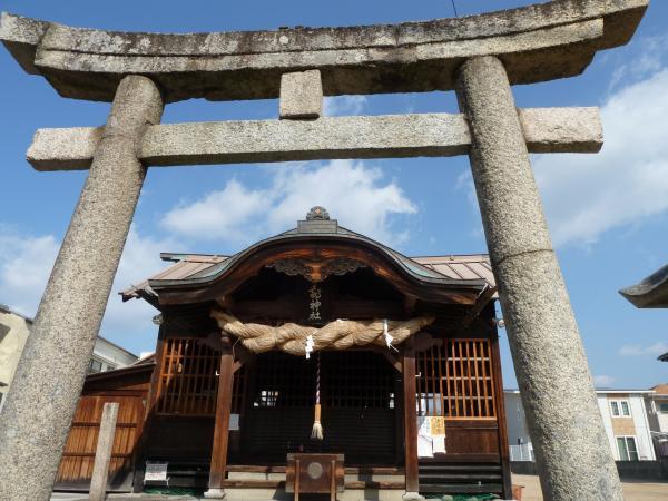 素鵞神社8