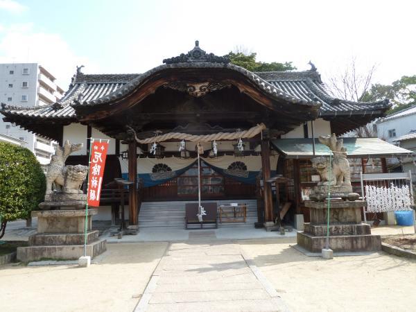 井出神社本殿12