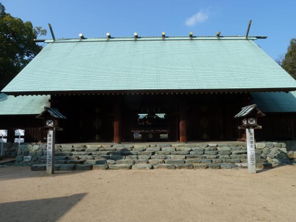 東雲神社本殿18