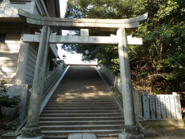 東雲神社鳥居17