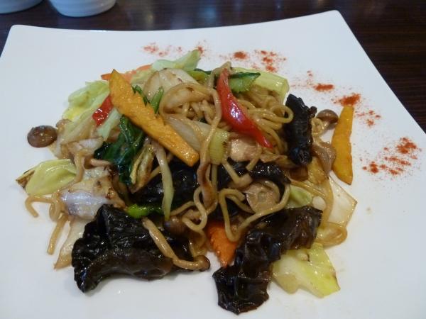 季節野菜のチャオ麺6