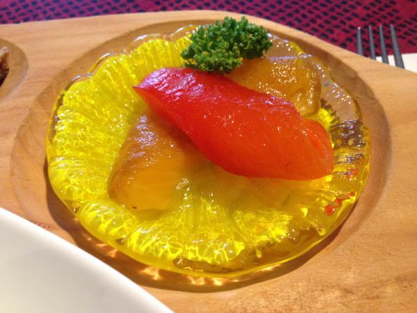 パプリカ甘酢漬け8