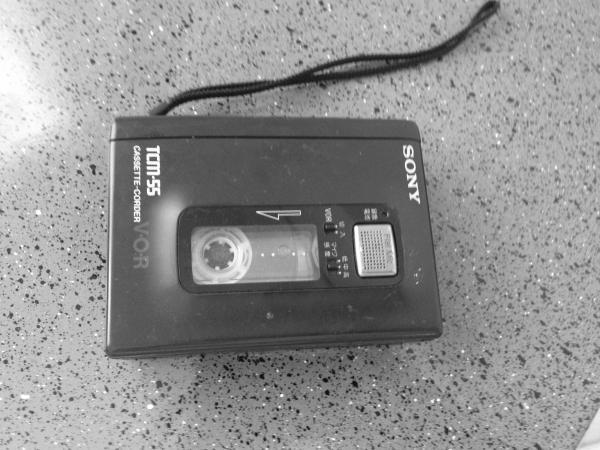 カセットレコーダー2