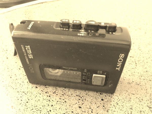 カセットレコーダー1