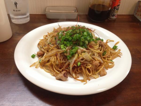 ぷりぷり焼麺ホルモン7
