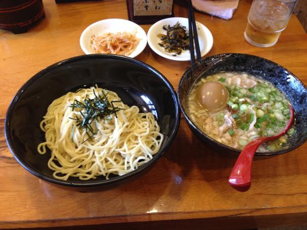 温つけ麺5