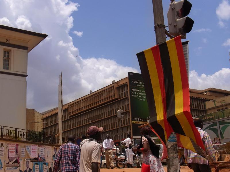 これがウガンダ