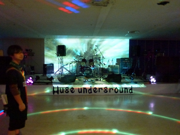 Huge underground vol.1