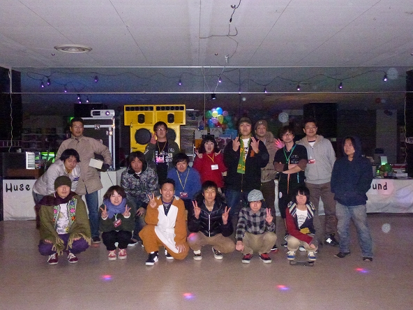 「Huge underground vol.1」
